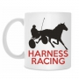 Кружка я люблю Harness racing