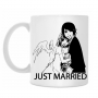 Кружка свадебная 13